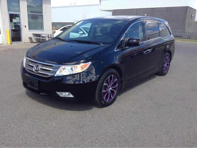 2013 Honda Odyssey Touring in Prince George, British Columbia