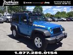 2010 Jeep Wrangler Sport  CLOTH  SIDESTEPS  SOFTTOP  in Windsor, Nova Scotia