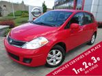 2012 Nissan Versa SL*AUTO*A/C in Longueuil, Quebec