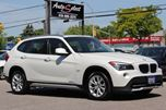 2012 BMW X1 xDrive28i AWD ONLY 94K! **NAVIGATION PKG** CLEAN CARPROOF in Scarborough, Ontario
