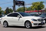 2012 Mercedes-Benz C-Class ONLY 84K! **2 DOOR COUPE** AMG PKG **CLN CARPROOF* in Scarborough, Ontario