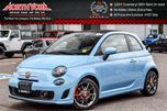 2016 Fiat 500 Abarth New Convertible Comfort & Convenience Grp Beats Audio Nav Leather Rear Parking Sensors in Thornhill, Ontario