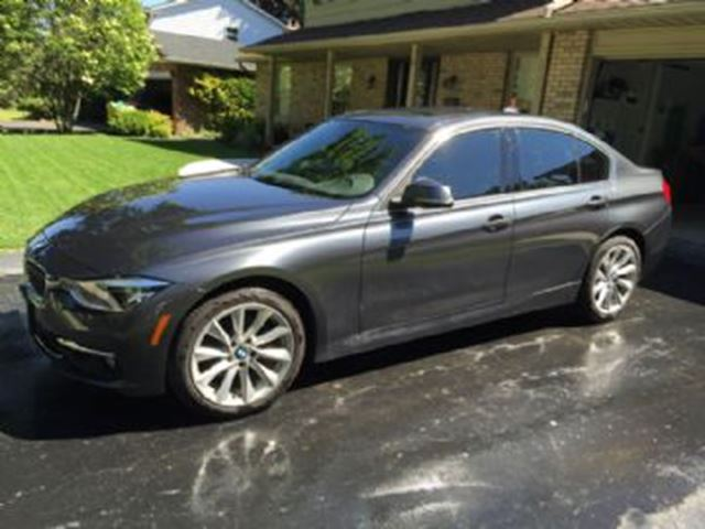 2016 Bmw 3 Series 4dr Sdn 328i Xdrive Premium Package