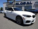 2014 BMW M235i M PKG. NAVIGATION 6 SPD. MANUAL VERY LOW KM. in Ottawa, Ontario