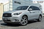 2013 Infiniti JX TECH! Navigation, Driver assist, Panoramic roof! in Mississauga, Ontario