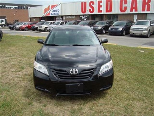 2008 toyota camry le alloy wheels all power options certified toronto. Black Bedroom Furniture Sets. Home Design Ideas