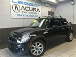 2011 MINI Cooper TURBO   6SPEED   ONLY98000KMS   HARMONKARDON   DUA in Burlington, Ontario