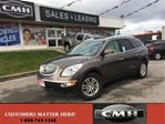 2008 Buick Enclave CX LEATH ROOF PWR-GATE *CERTIFIED* in St Catharines, Ontario