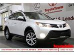 2013 Toyota RAV4 ALL WHEEL DRIVE LIMITED LEATHER in London, Ontario