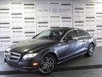 2014 Mercedes-Benz CLS550 4MATIC Coupe in Calgary, Alberta