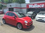 2012 Fiat 500 Sport Sunroof, a/c in Ottawa, Ontario