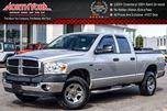 2008 Dodge RAM 1500 SXT 4x4 SXT/Protection/Tow Grps Bed Liner&Cover Trailer Brake R.Start 17 Rims in Thornhill, Ontario