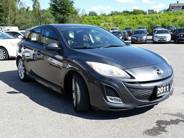 2011 mazda mazda3 gt hatchback with leather moonroof automatic ottawa ontario car for. Black Bedroom Furniture Sets. Home Design Ideas