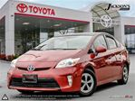 2012 Toyota Prius WITH SUNROOF PACKAGE, TOYOTA CERTIFIED in Barrie, Ontario