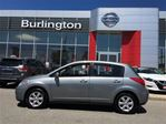 2011 Nissan Versa SL, ACCIDENT FREE, NEW BRAKES ! in Burlington, Ontario