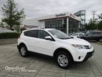2014 Toyota RAV4 LE Upgrade Package - Backup Camera AWD, heated  in Port Moody, British Columbia
