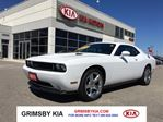 2011 Dodge Challenger SXT FULLY LOADED!! LEATHER SUNROOF ONLY 40KMS!! in Grimsby, Ontario