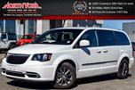 2015 Chrysler Town and Country S Driver Convenience Grp ParkAssist Nav Leather Dual DVD Screens in Thornhill, Ontario