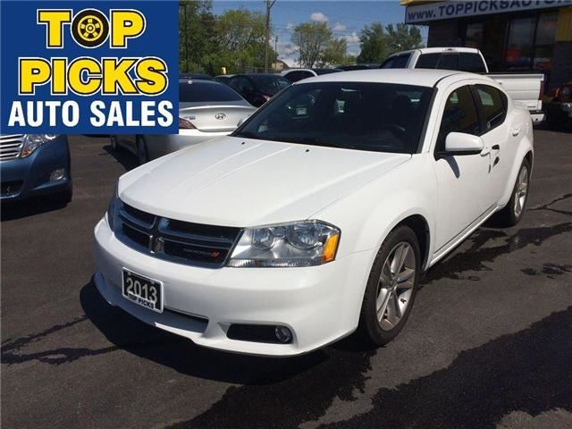 2013 dodge avenger sxt white top picks auto sales. Black Bedroom Furniture Sets. Home Design Ideas