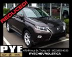 2013 Lexus RX 350           in Truro, Nova Scotia