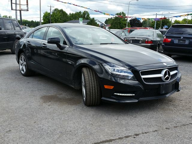2012 Mercedes Benz Cls Class Cls550 Ottawa Ontario Used