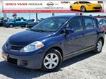 2007 Nissan Versa 1.8 SL w/alloys,cruise,pwr windows in Cambridge, Ontario