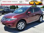 2012 Nissan Murano SL AWD /all leather,dual sunroof,climate control,heated seats in Cambridge, Ontario