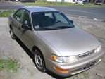 1997 Toyota Corolla 1997 Toyota Corolla AUTOMATIC, A/C , 12M.WRTY+SAFETY $1990 in Ottawa, Ontario