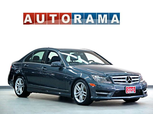 2013 mercedes benz c class c300 4matic leather sunroof awd for Mercedes benz c300 4matic 2013 price