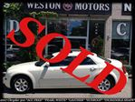 2007 Chrysler 300 PEARL WHITE* ACC FREE* LEATHER* SUNROOF*  INCREDIBLE SHAPE*  in Toronto, Ontario