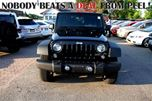 2016 Jeep Wrangler Sport CERTIFIED & E-TESTED!**SUMMER SPECIAL!** HIG in Mississauga, Ontario
