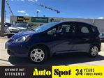 2012 Honda Fit LX/ PRISTINE/WE FINANCE!/RARE AND VERY DESIRABLE! in Kitchener, Ontario