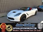 2016 Chevrolet Corvette Conv *Lth/AutoTrans in Winnipeg, Manitoba