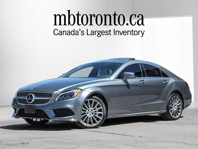 2016 mercedes benz cls550 4matic coupe selenite grey met