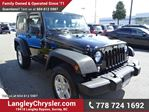 2014 Jeep Wrangler Sport w/AIR CONDITIONING &  Hard/Soft Top in Surrey, British Columbia
