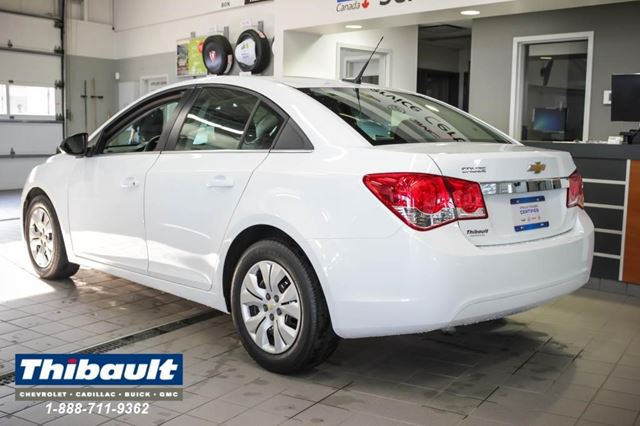 used 2012 chevrolet cruze 4 cy ls w 1sb sherbrooke. Black Bedroom Furniture Sets. Home Design Ideas