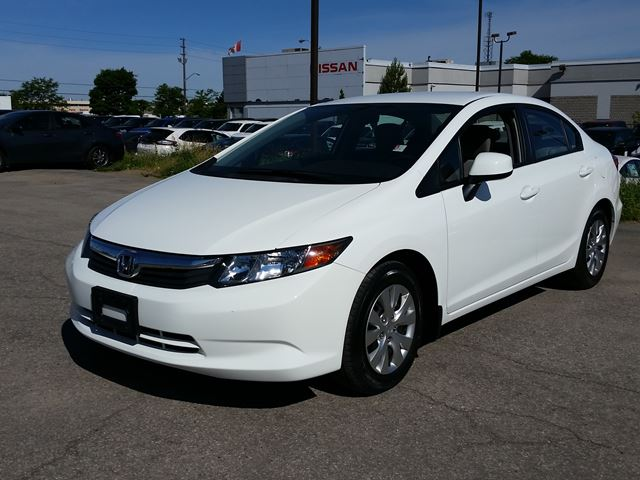 2012 honda civic sdn lx only 56 wk 1 8l i 4 stunning for 2012 honda civic white