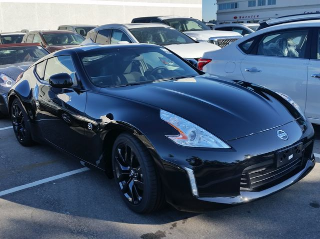 List Price For  Nissan Z Touring Model