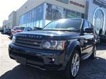 2011 Land Rover Range Rover Sport SC SUPER CHARGED - CLEAN CAR PROOF -NAVIGATION - P in Woodbridge, Ontario