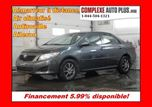 2010 Toyota Corolla CE *A/C, Cruise, Demarreur a dist. in Saint-Jerome, Quebec