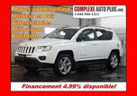 2011 Jeep Compass Limited AWD 4x4 *Cuir, Toit, Mags chrome in Saint-Jerome, Quebec