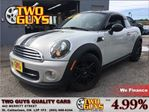 2012 MINI Cooper SPECIAL APPEARANCE PACKAGE LEATHER in St Catharines, Ontario