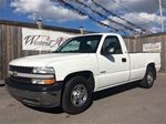 2001 Chevrolet Silverado 1500 8 ft Box in Ottawa, Ontario