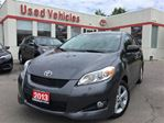 2013 Toyota Matrix FWD -  SUNROOF / KEYLESS ENTRY/ ALLOYS in Toronto, Ontario