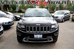 2014 Jeep Grand Cherokee Overland CERTIFIED & E-TESTED!**SUMMER SPECIAL!** in Mississauga, Ontario
