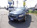 2016 Chevrolet Cruze LT- Sunroof-Camera-Remote Starter in Rexdale, Ontario