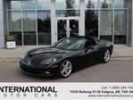 2009 Chevrolet Corvette TARGA! LOW KMS! VERY CLEAN! in Calgary, Alberta
