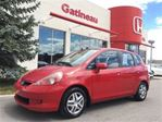 2007 Honda Fit           in Gatineau, Quebec