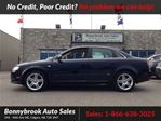 2008 Audi A4 2.0T S Line awd power sunroof leather in Calgary, Alberta