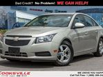 2014 Chevrolet Cruze 2LT, SUNROOF, LEATHER, in Mississauga, Ontario